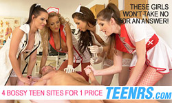 TeenRS - Medical Examination - Exclisive CFNM Videos!
