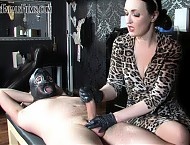 Give It All To Me Slave with Lady Victoria Valente