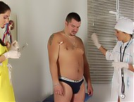 Male Physical Exam, Humiliating Medical Procedures, Vacuum Pumping, Electro-cock Therapy, Rectal Examination, Anal Probes, Prostata Massage and more.